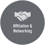 Picture of Affiliation and Networking Logo for Entrepreneurship Education. Babson Collaborative