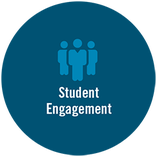 Picture of Student Engagement logo for teaching entrepreneurship education. Babson Collaborative